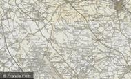 Map of Holywell, 1898-1899