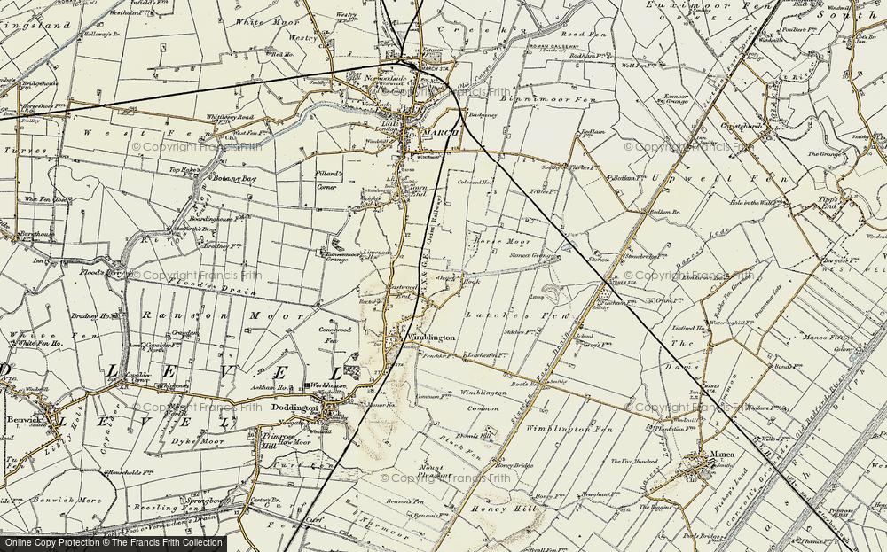 Hook, 1901