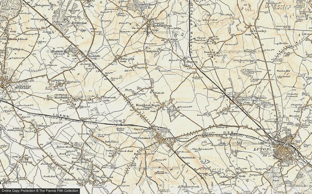 Houghton Regis, 1898-1899