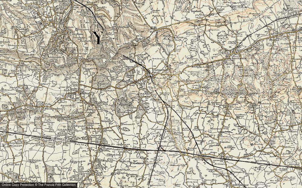 Hurst Green, 1898-1902