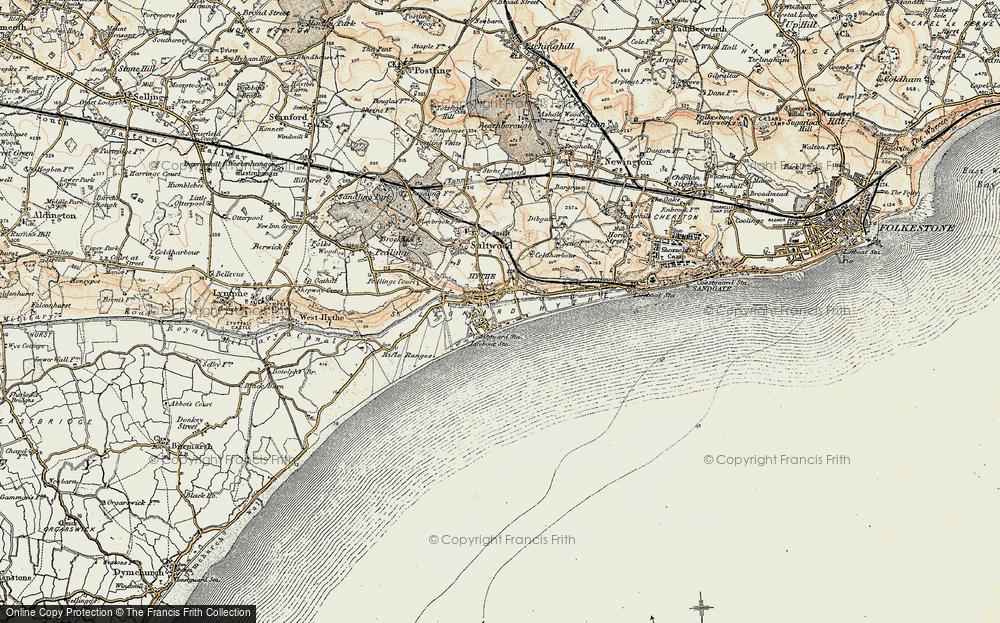 Hythe, 1898-1899