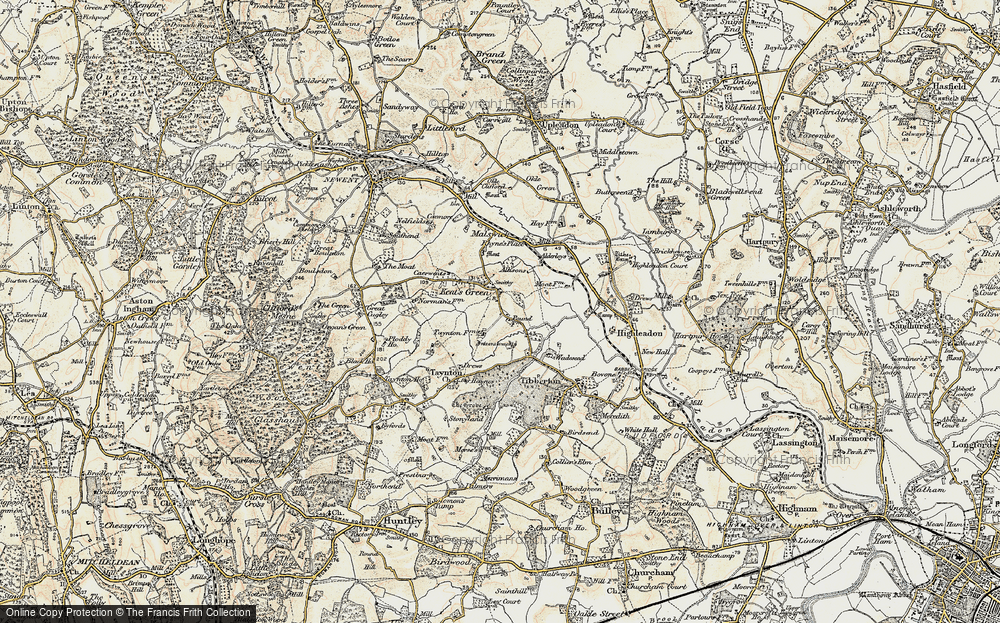 Kent's Green, 1898-1900
