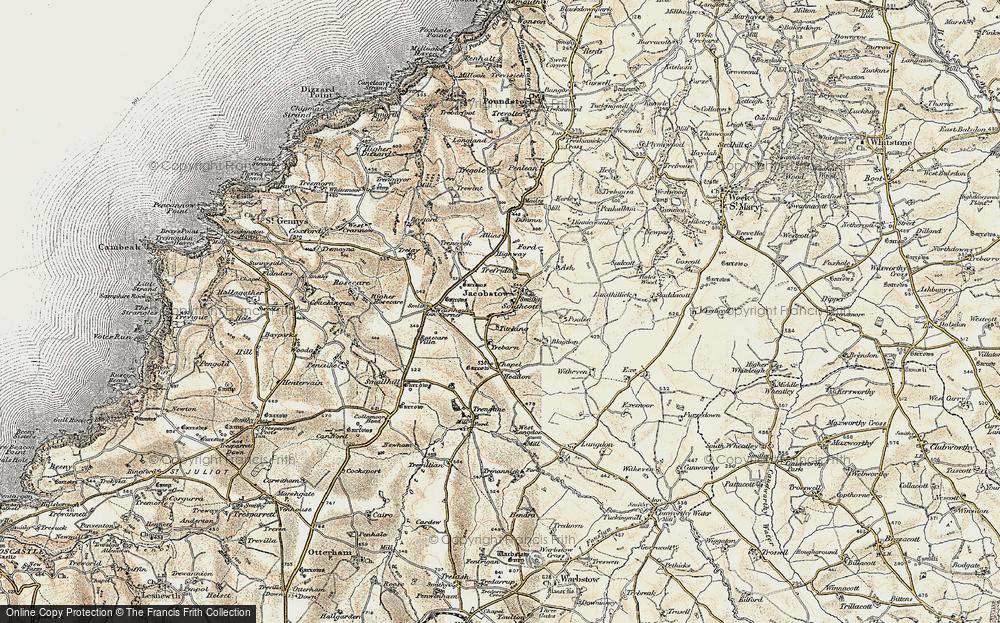 Kents, 1900