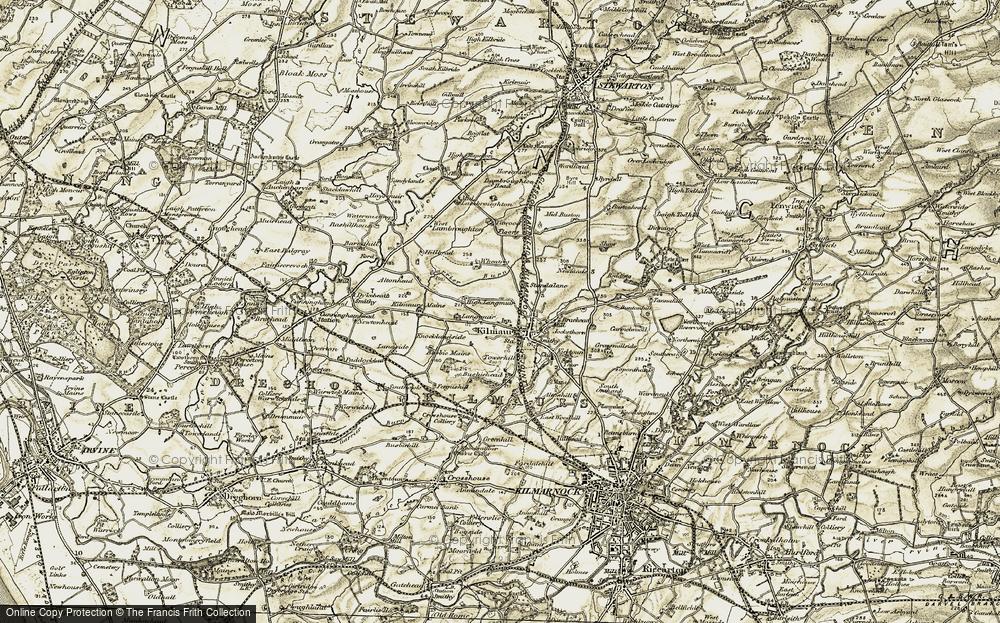 Kilmaurs, 1905-1906