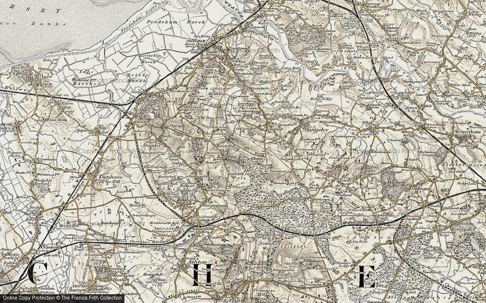 Kingswood, 1902-1903