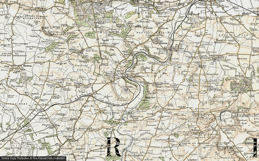 Old Map of Kirkham, 1903-1904 in 1903-1904