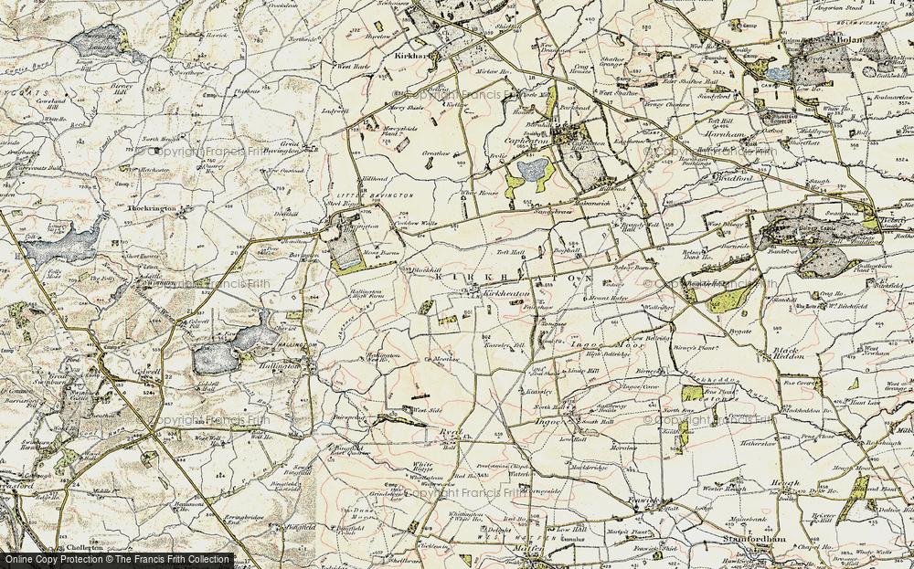 Kirkheaton, 1901-1903