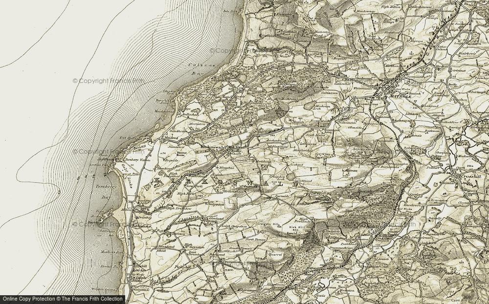 Kirkoswald, 1905
