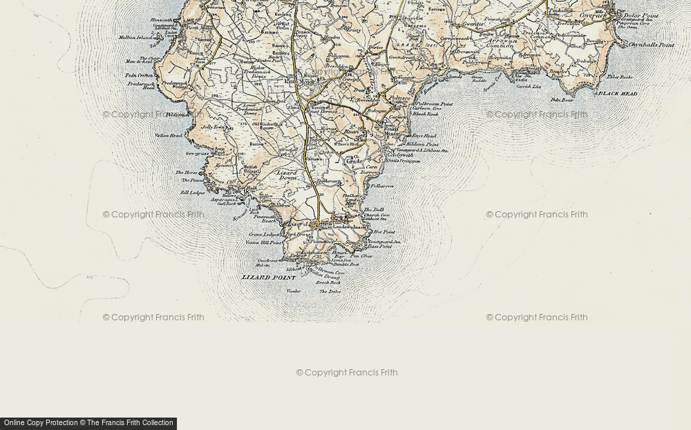 Landewednack, 1900