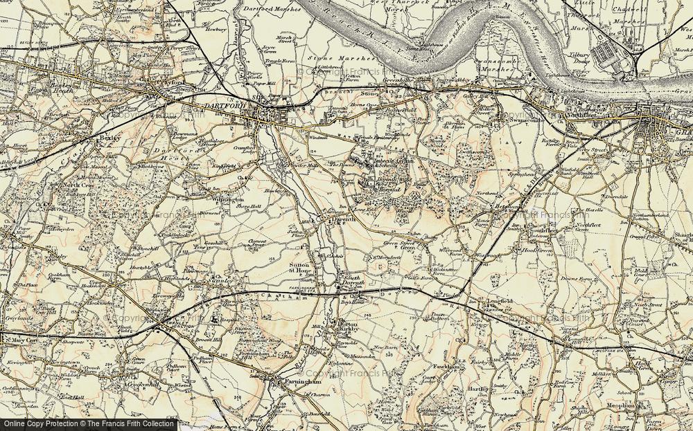 Lane End, 1897-1898