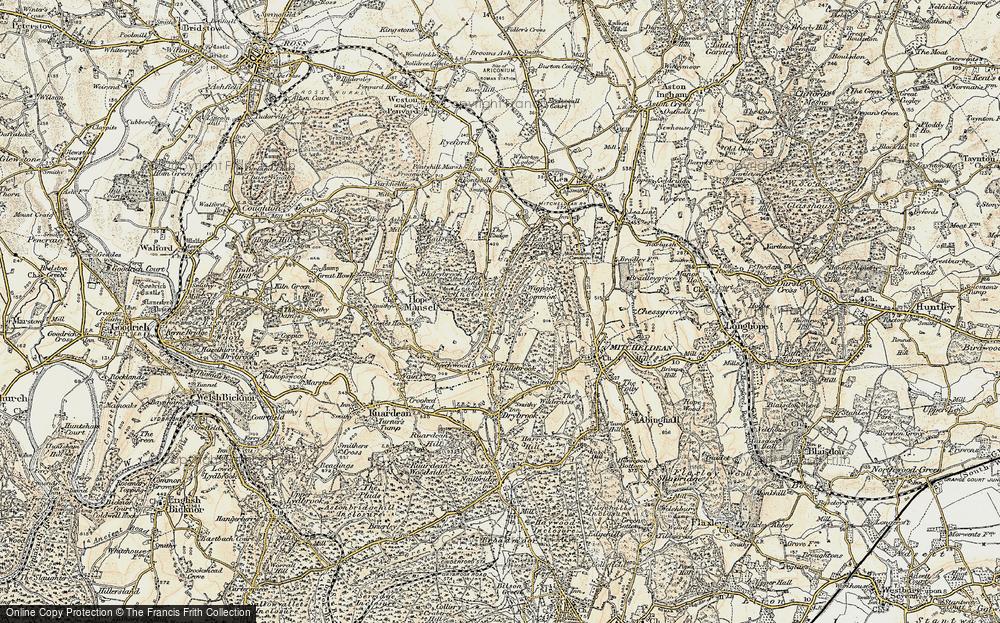 Lane End, 1899-1900