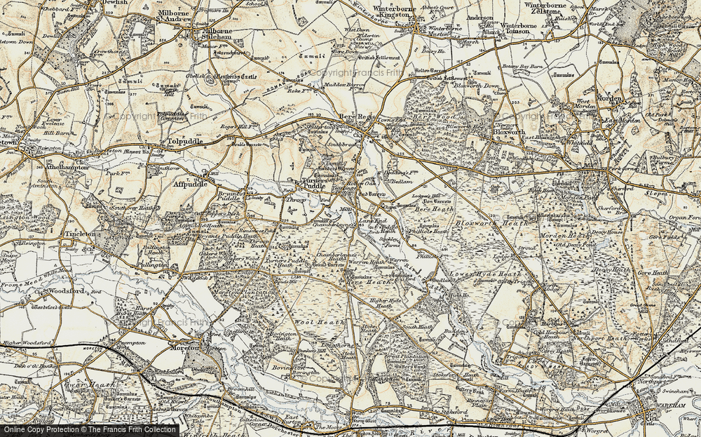 Lane End, 1899-1909
