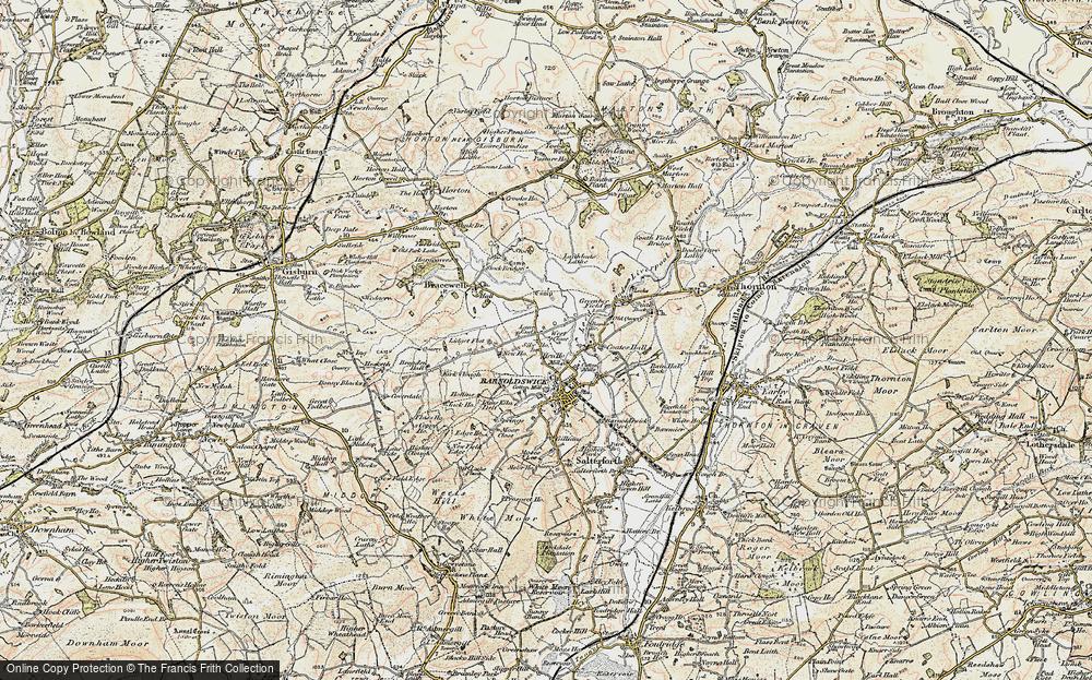 Lane End, 1903-1904