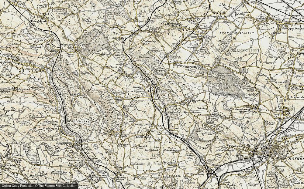 Lane End, 1903