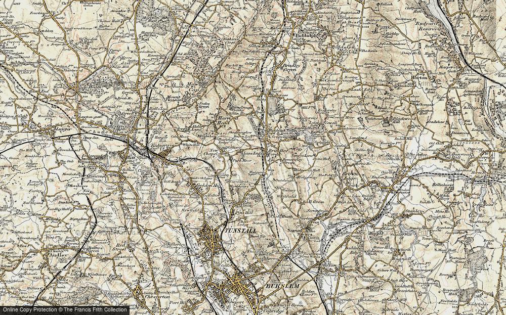 Lane Ends, 1902-1903