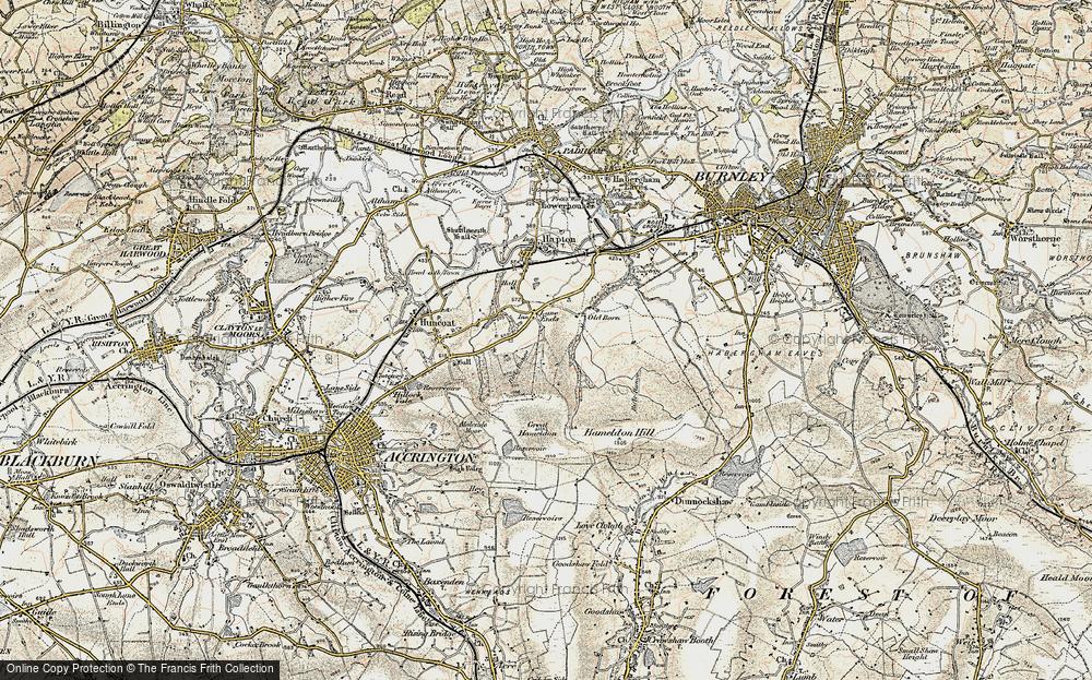 Lane Ends, 1903