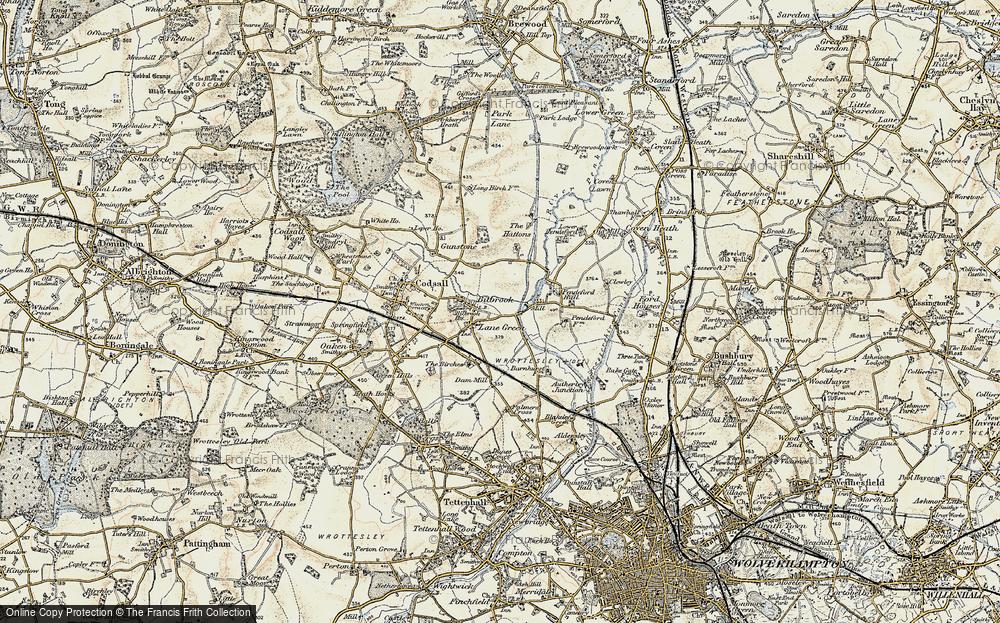 Lane Green, 1902