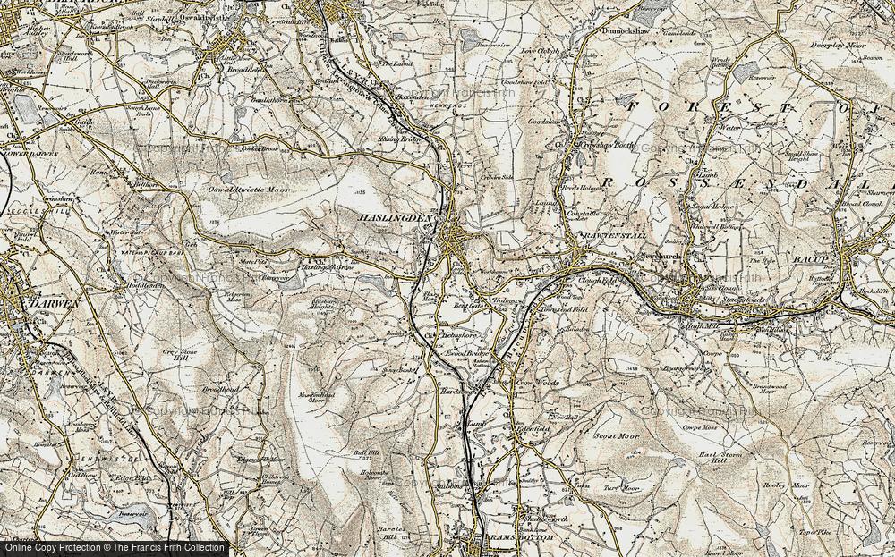 Lane Side, 1903