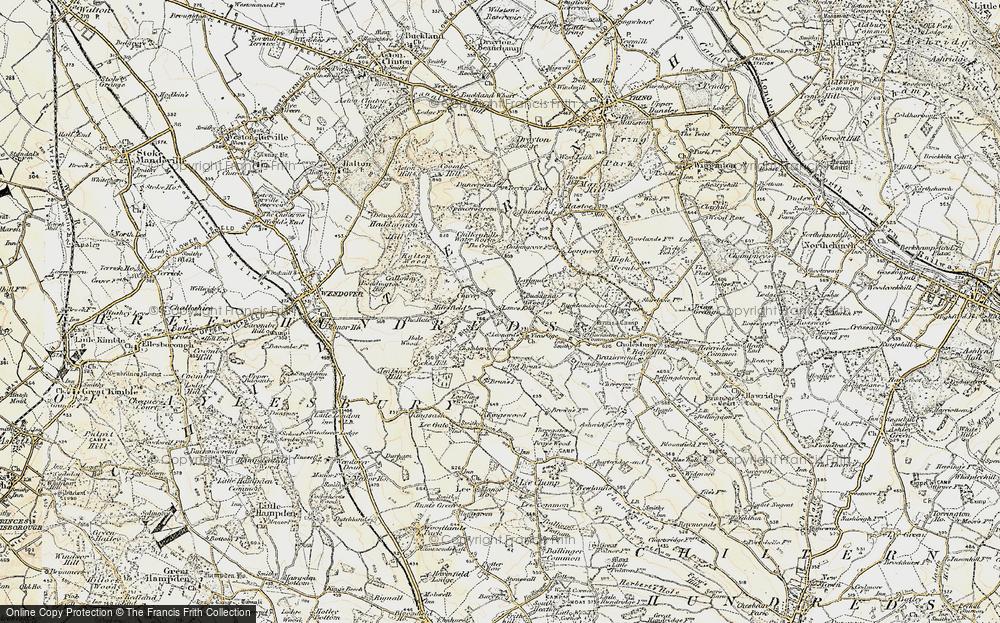 Lanes End, 1898