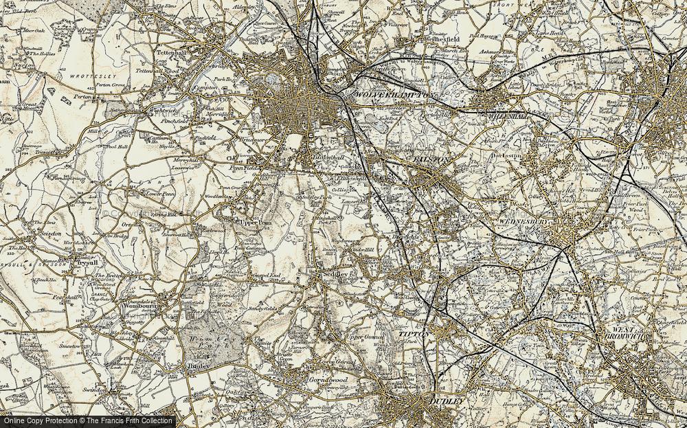 Lanesfield, 1902
