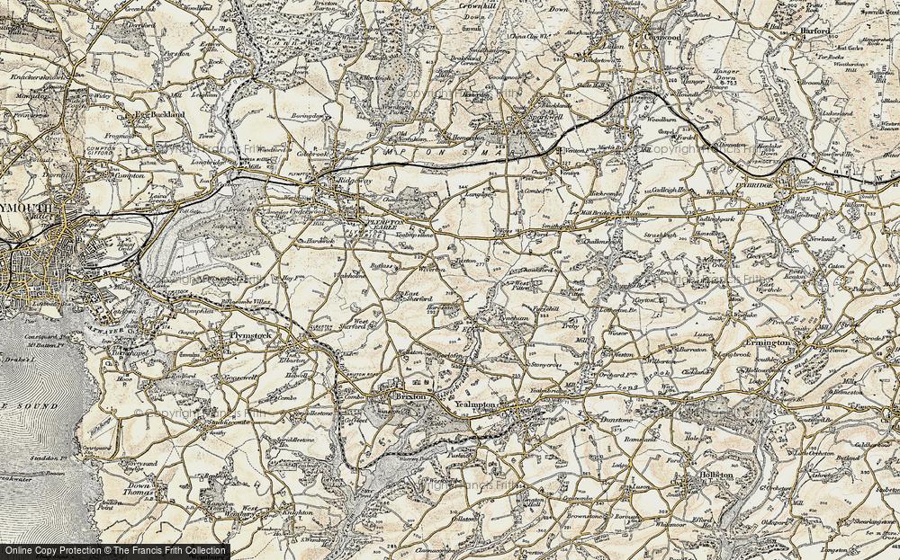 Langage, 1899-1900