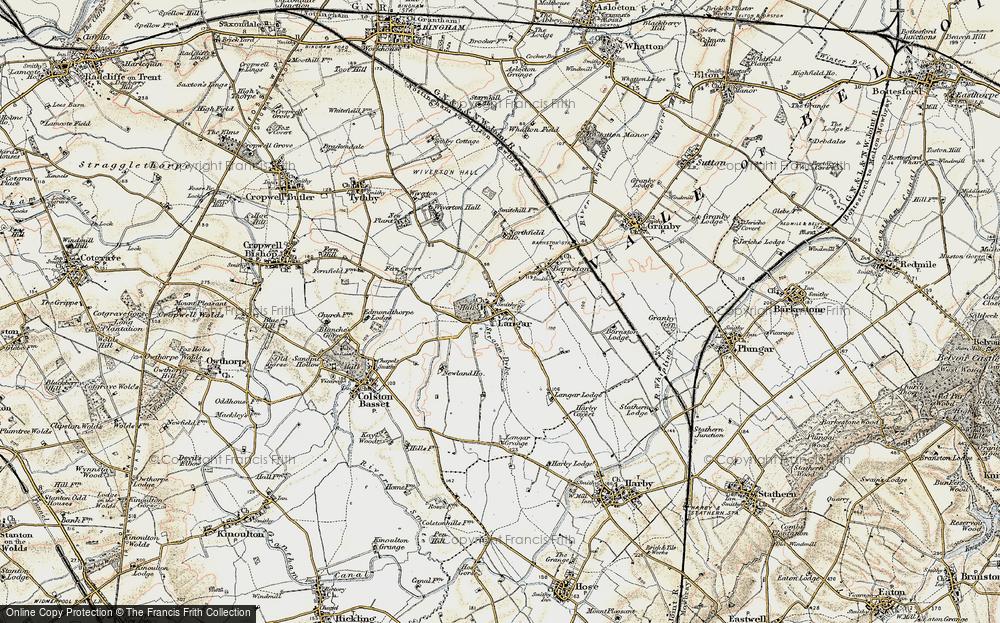 Langar, 1902-1903