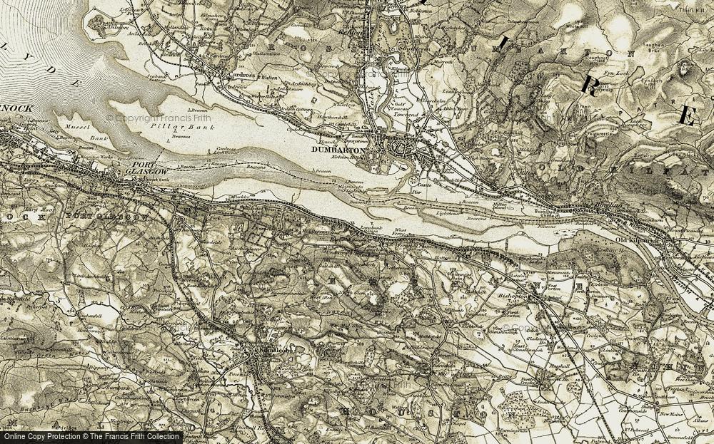 Langbank, 1905-1906