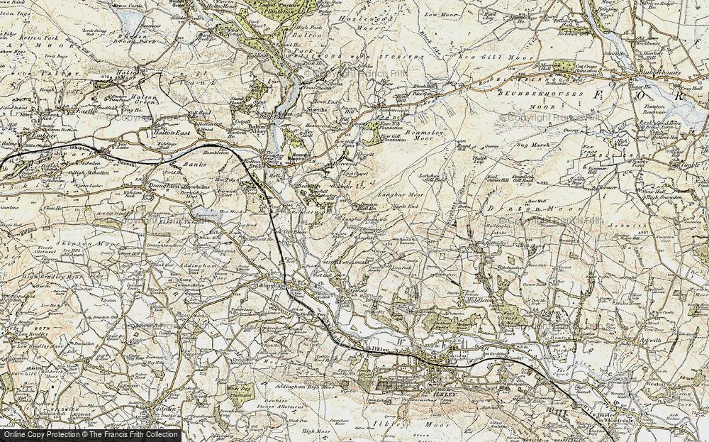 Langbar, 1903-1904