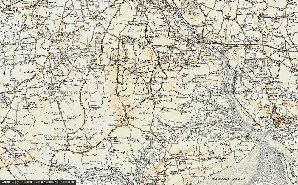Langenhoe, 1898-1899