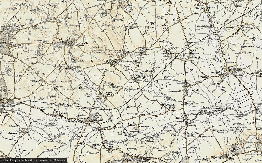Langford, 1898-1899