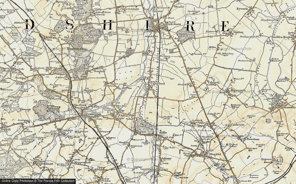 Langford, 1898-1901