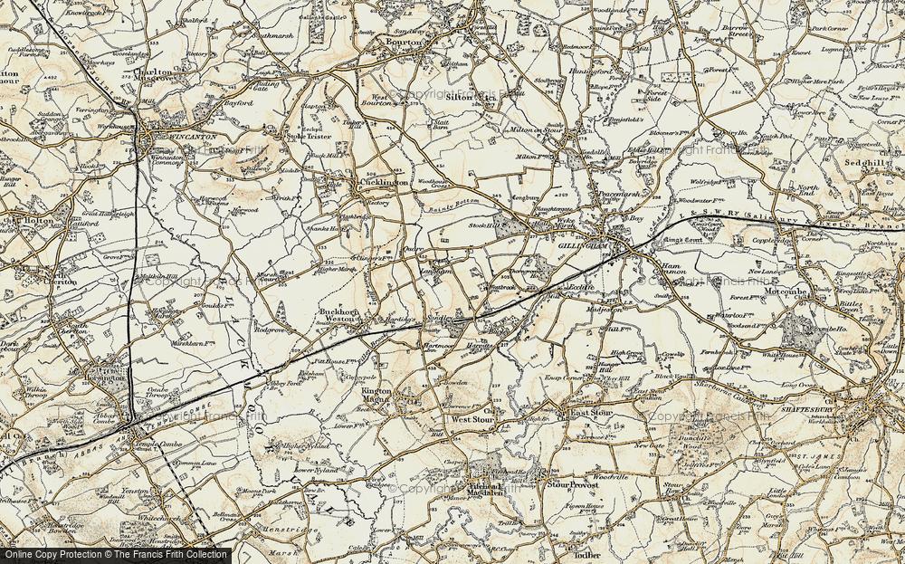 Langham, 1897-1909