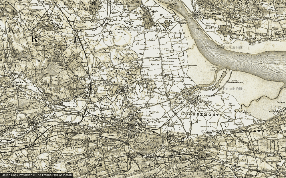 Langlees, 1904-1906