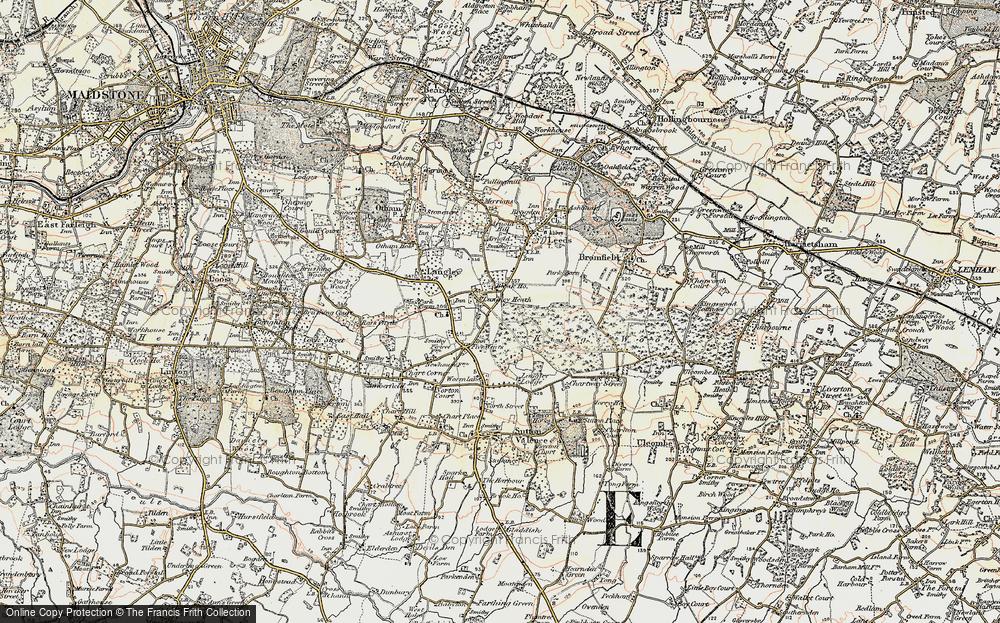 Langley, 1897-1898