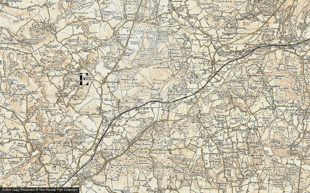 Langley, 1897-1900