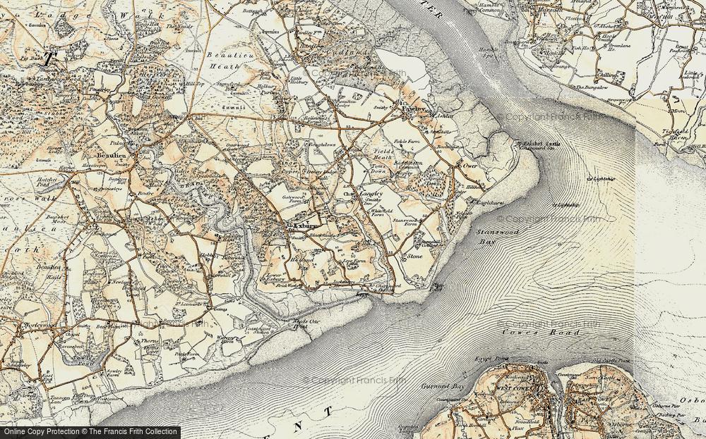 Langley, 1897-1909