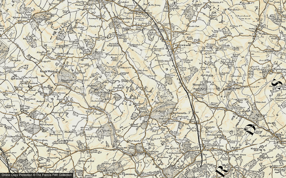Langley, 1898-1899