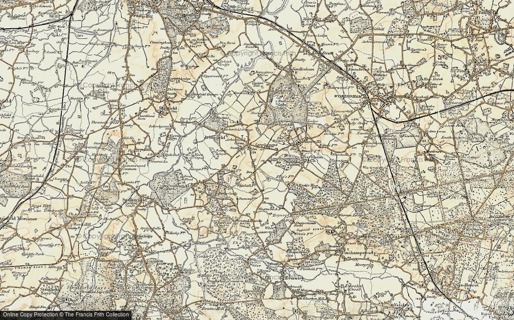 Langley Common, 1897-1909