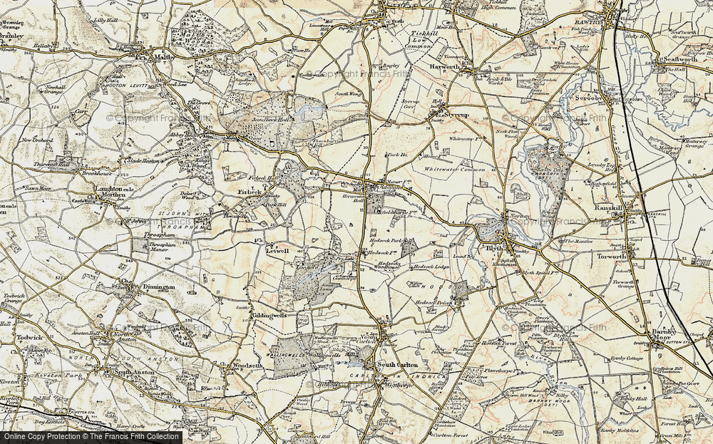 Langold, 1903