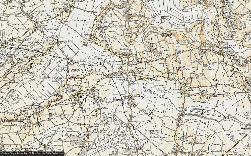 Langport, 1898-1900