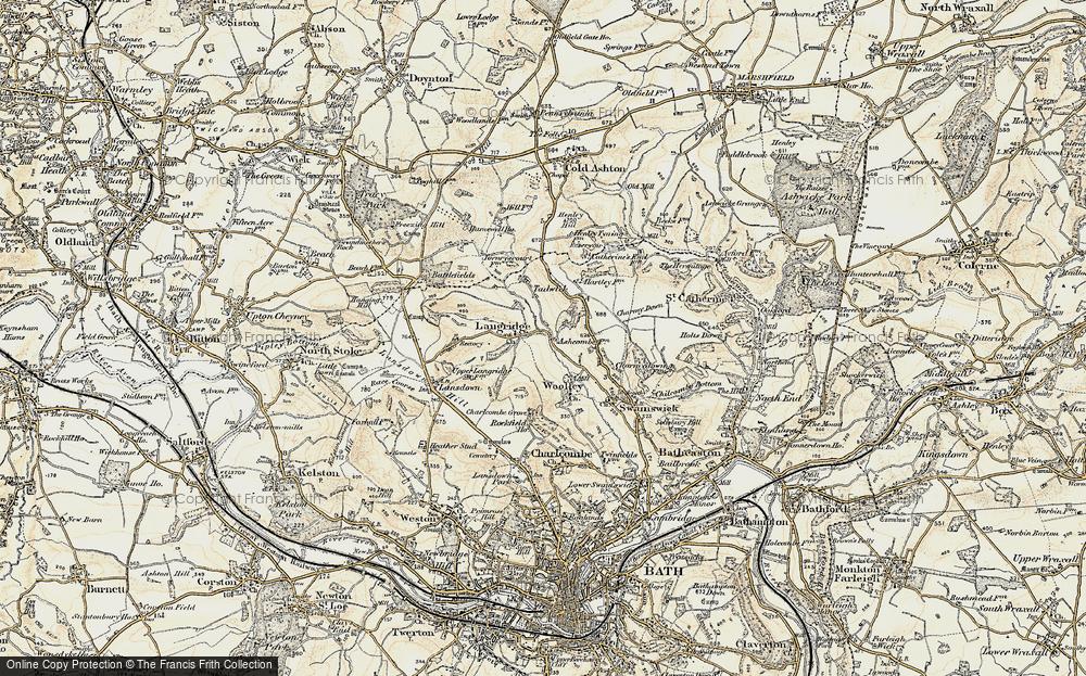 Langridge, 1899