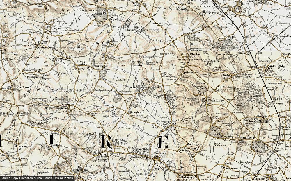 Langton, 1902-1903