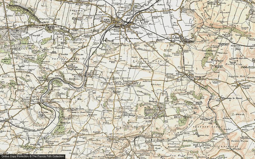 Langton, 1903-1904
