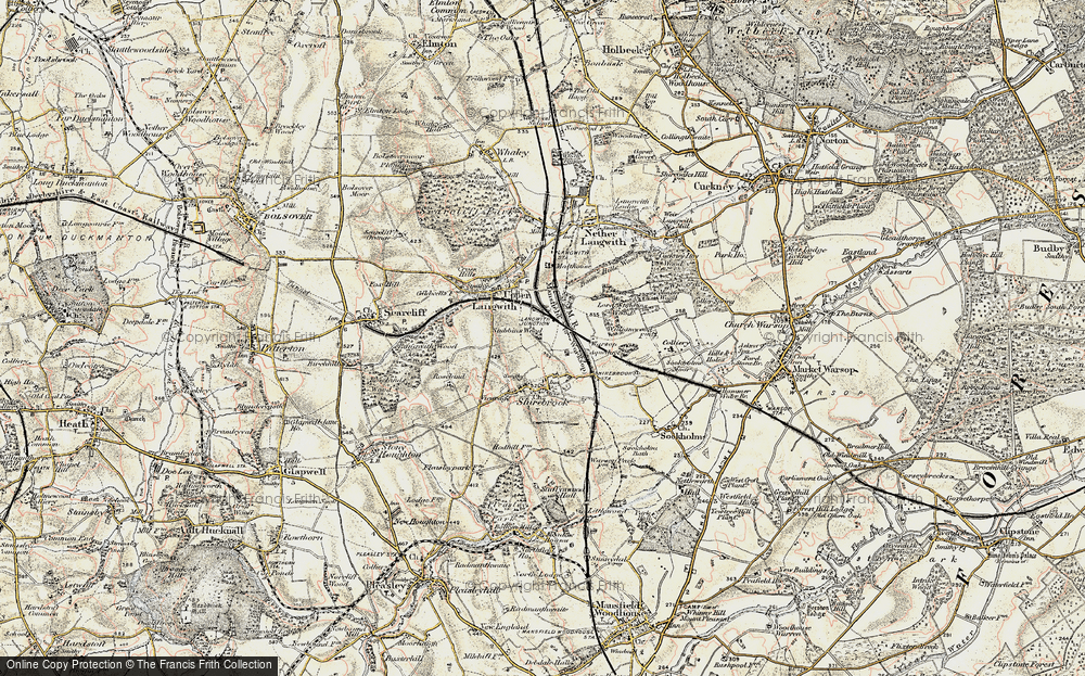 Langwith Junction, 1902-1903