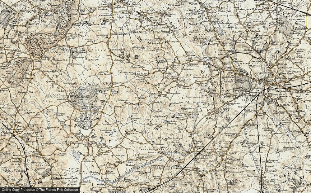 Larden Green, 1902
