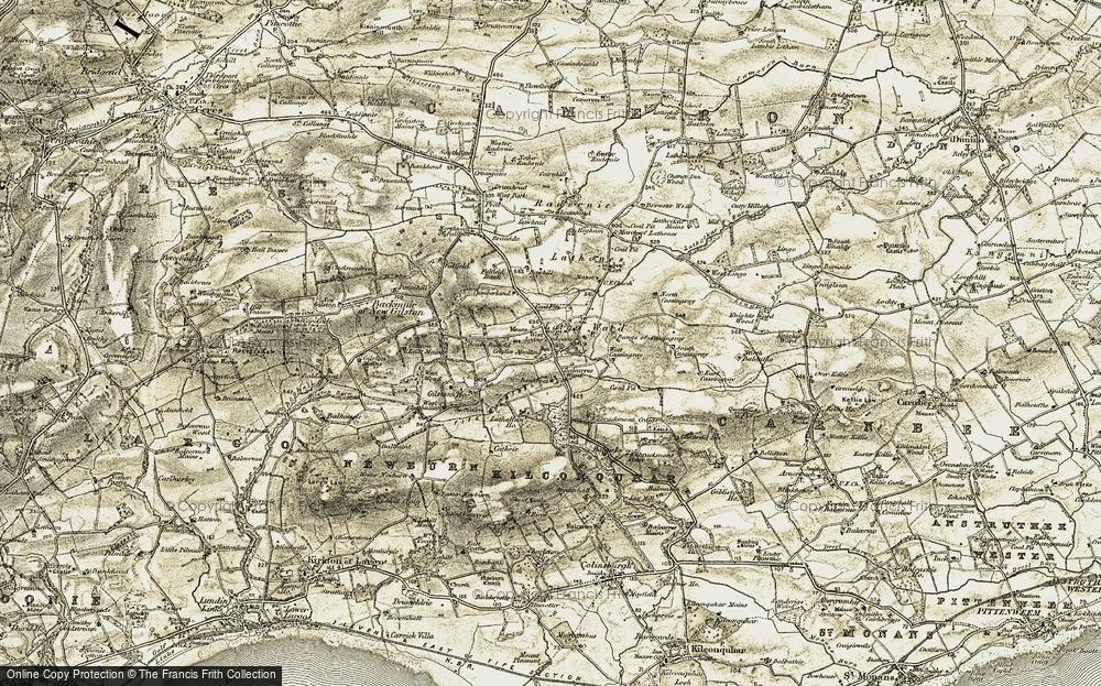 Largoward, 1906-1908