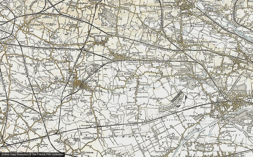 Lark Hill, 1903
