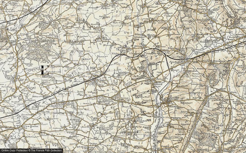 Larkbeare, 1898-1900