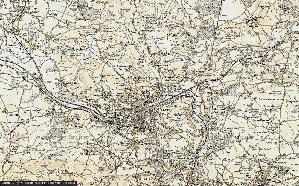 Larkhall, 1899