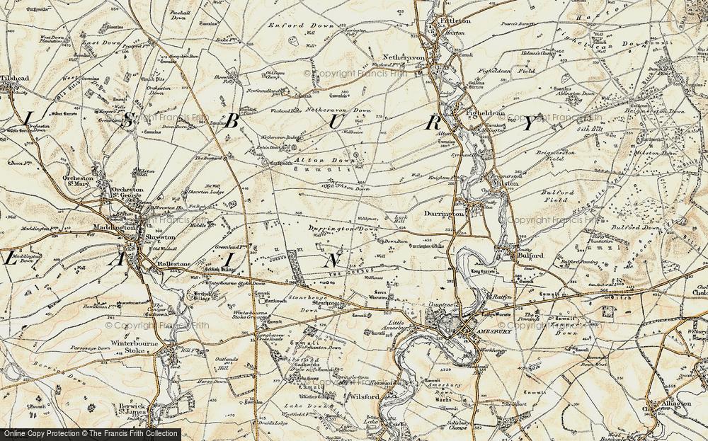 Larkhill, 1897-1899